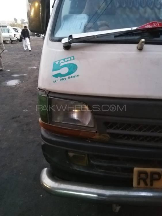 Toyota Hiace DX 1995 for sale in Rawalpindi   PakWheels c615bcf1cf0