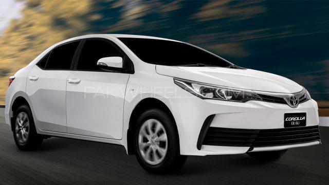 Toyota Corolla Gli 1 3 Vvti 2019 For Sale In Lahore Pakwheels