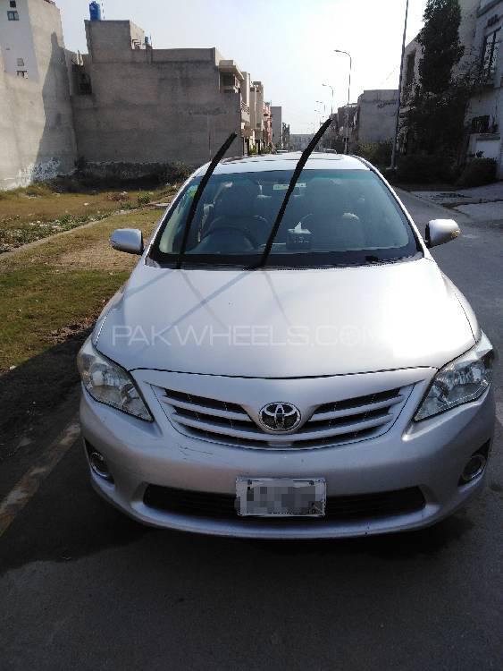 Toyota Corolla Altis SR 1.8 2010 Image-1