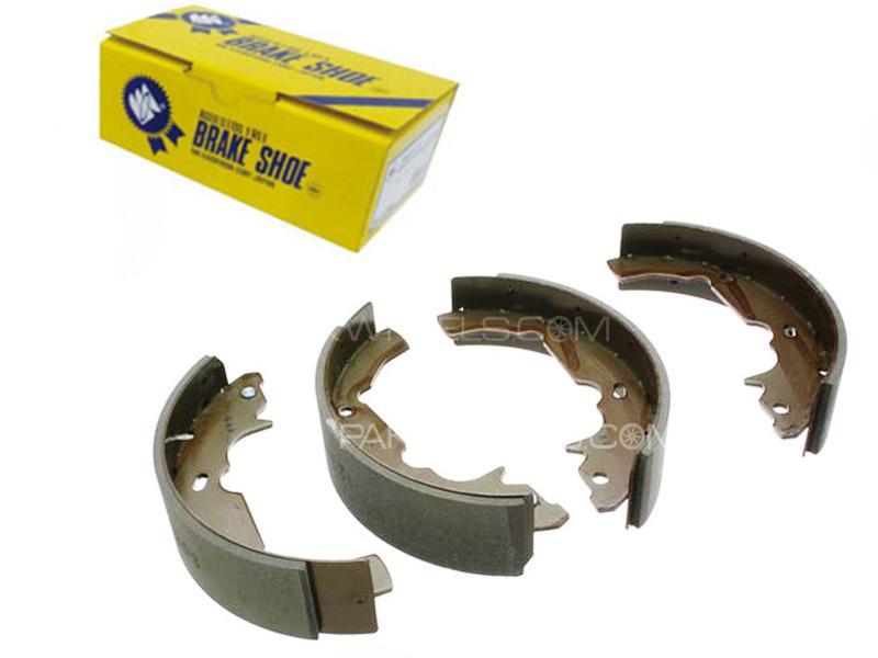MK Brake Shoe For Suzuki Khyber 1989-1999 Image-1