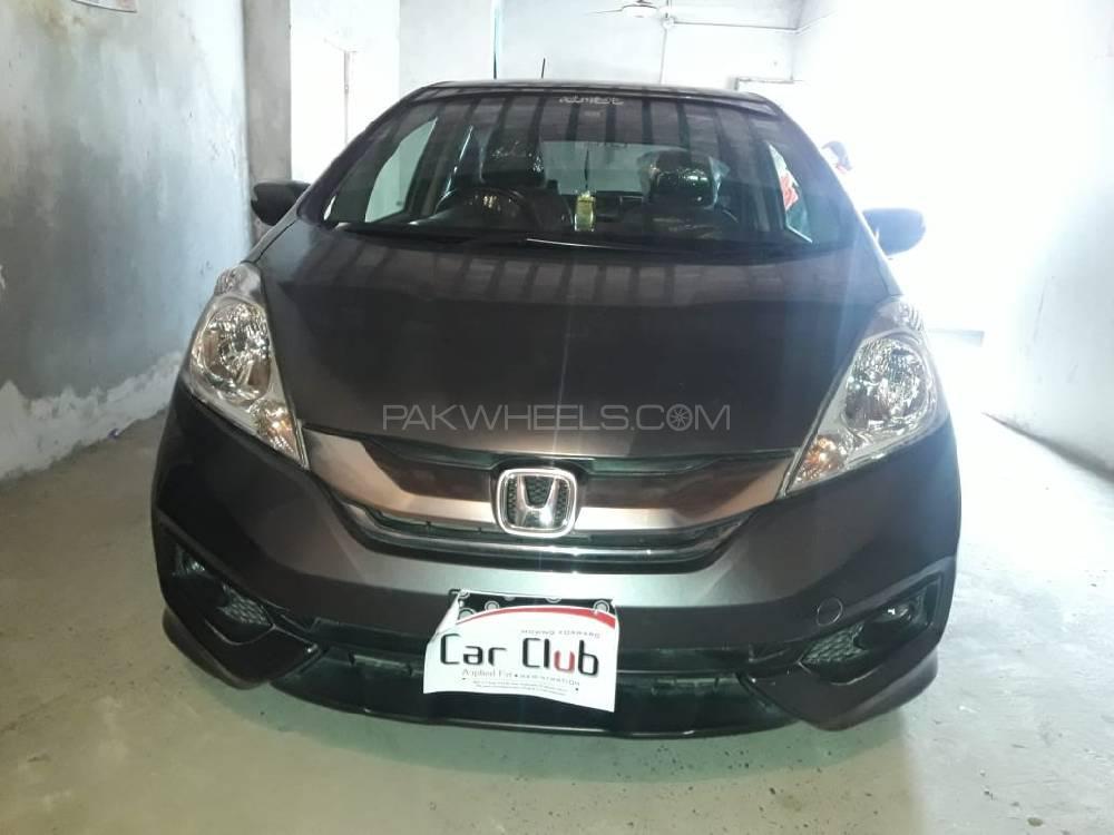 Honda Fit 2013 Image-1