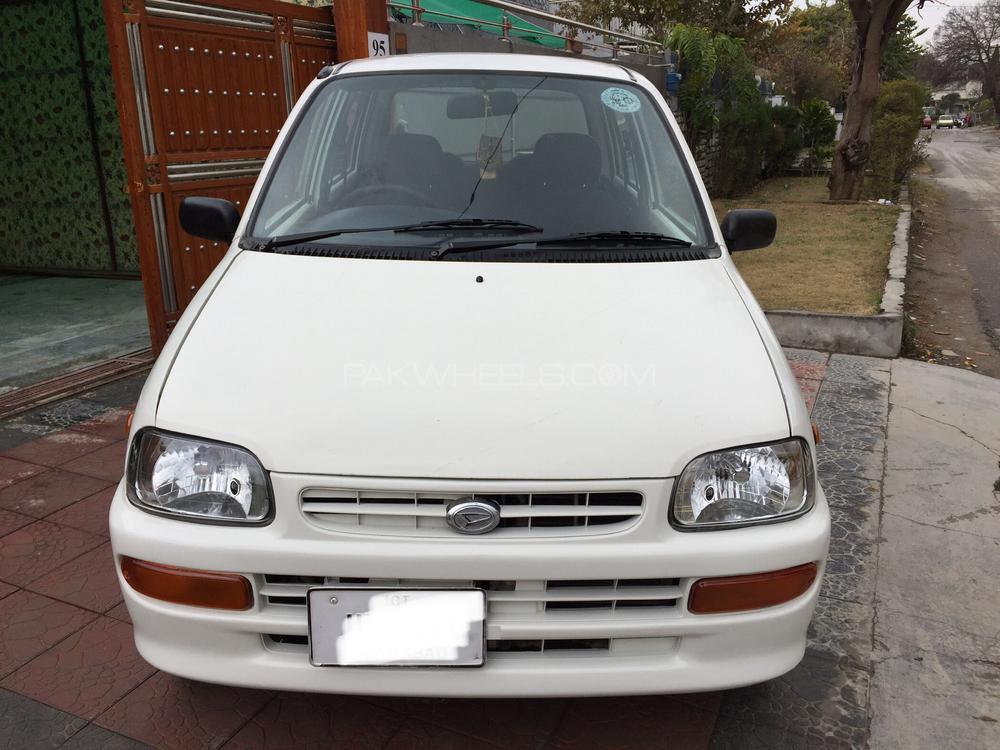 Daihatsu Cuore CX Automatic 2005 Image-1