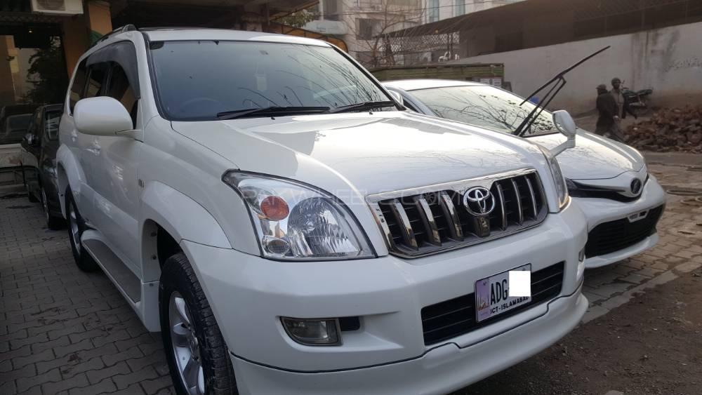 Toyota Prado TX 4.0 2009 Image-1