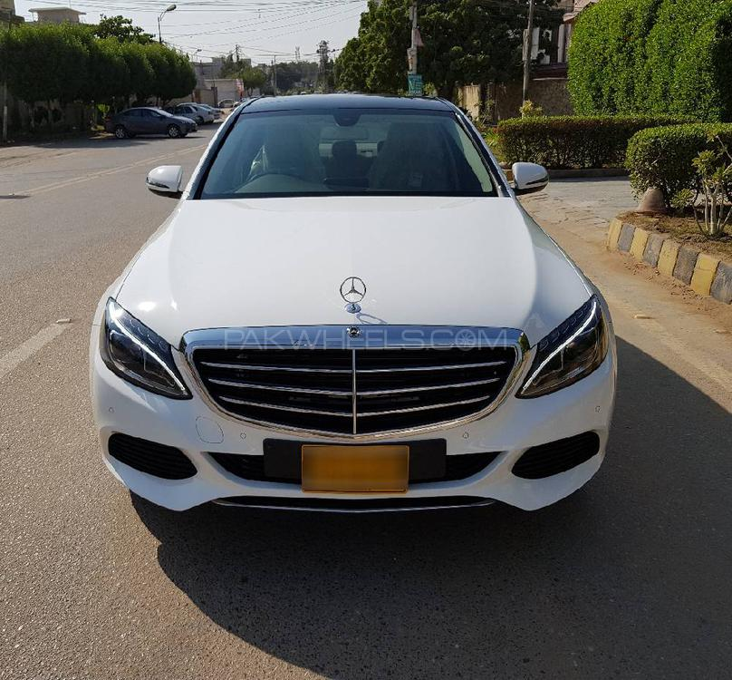 Mercedes Benz C Class C180 Exclusive 2016 For Sale In