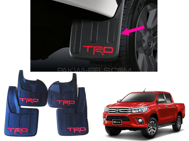 TRD Mud Flap For Toyota Revo 2016-2019 in Karachi