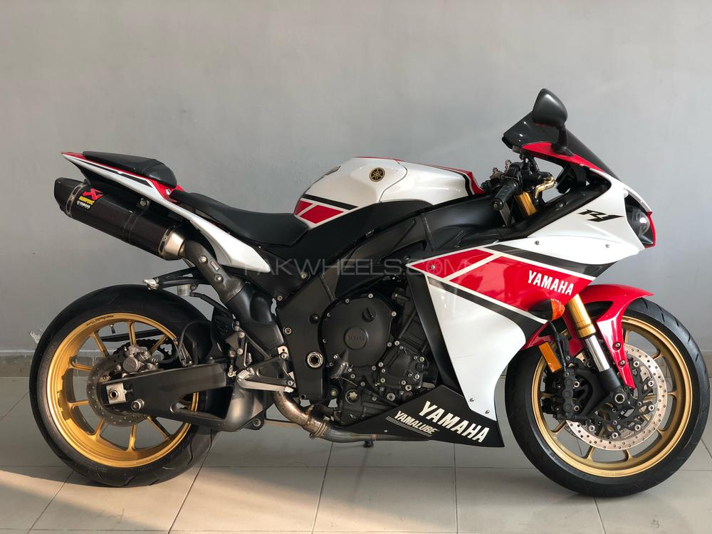 Used Yamaha YZF-R1 2012 Bike for sale in Lahore - 215845 | PakWheels
