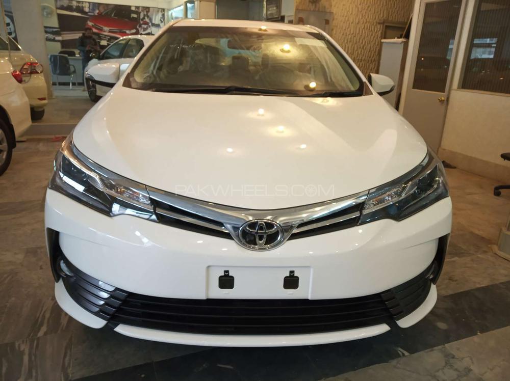 Toyota Corolla Altis Grande Cvt I 1 8 2019 For Sale In Rawalpindi