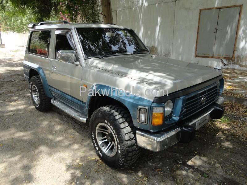 Nissan Safari 1994 Image-2