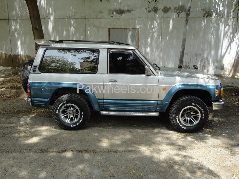 Nissan Safari 1994 Image-5