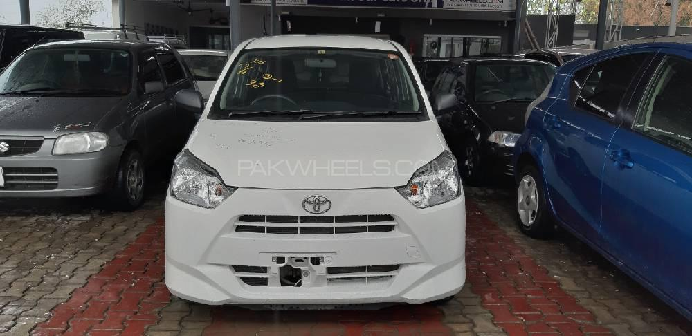 Toyota Pixis Epoch L 2017 Image-1