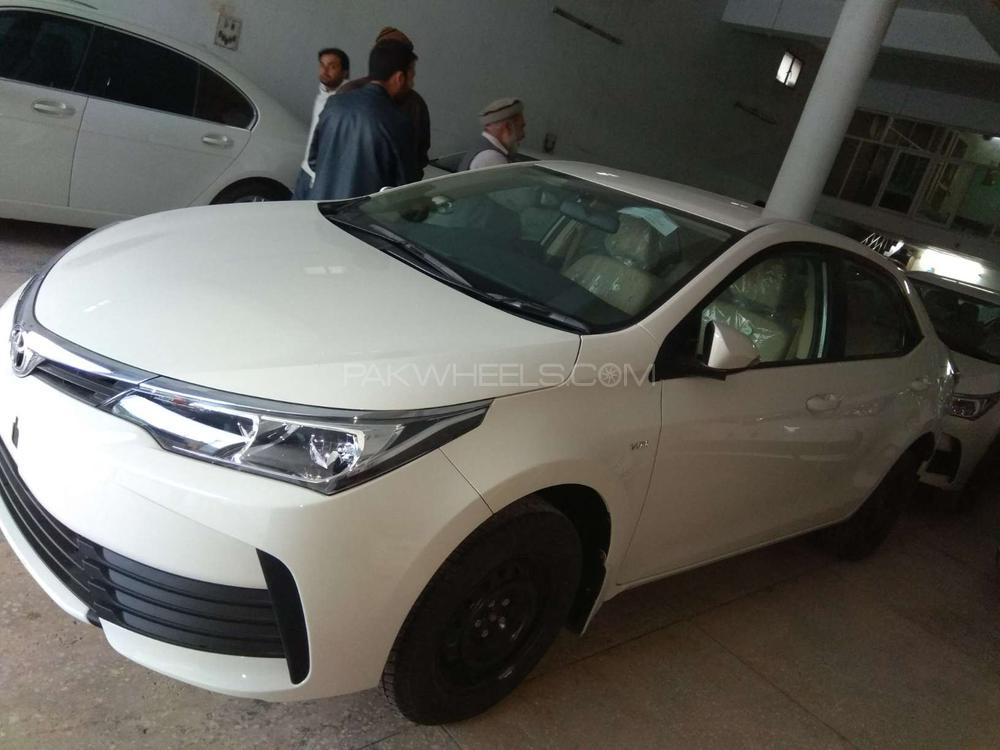 Toyota Corolla Xli Automatic 2019 For Sale In Peshawar Pakwheels