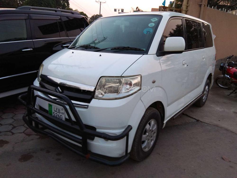 Suzuki Apv Lahore - used Cars
