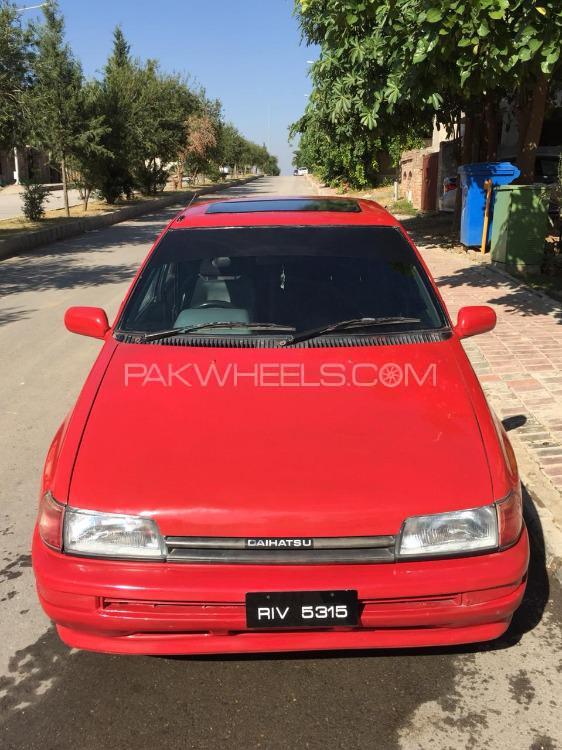 Daihatsu Charade Cx 1995 For Sale In Islamabad Pakwheels