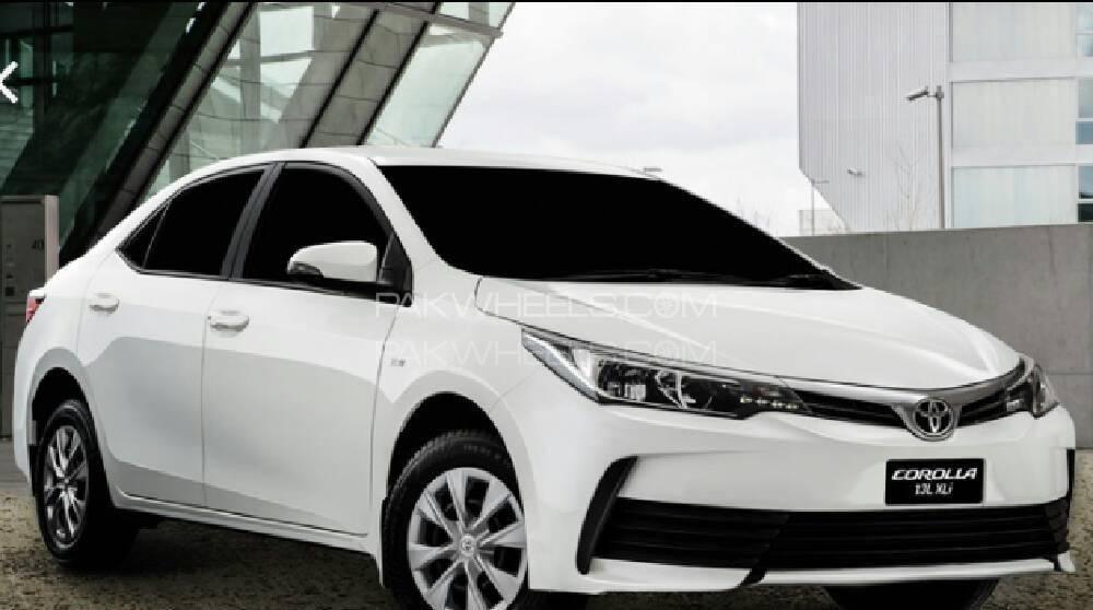 Toyota Corolla Xli Vvti 2019 For Sale In Sialkot Pakwheels