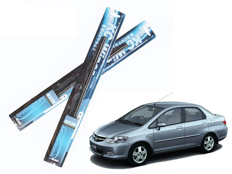 Bloomberg Wiper Blade For Honda City 2006-2008 Image-1