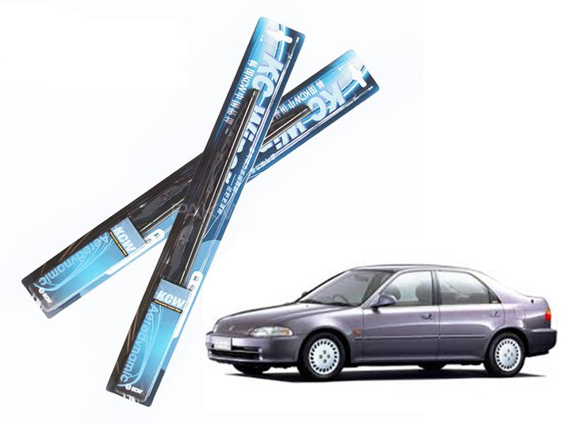 Bloomberg Wiper Blade For Honda Civic 1992-1995 Image-1