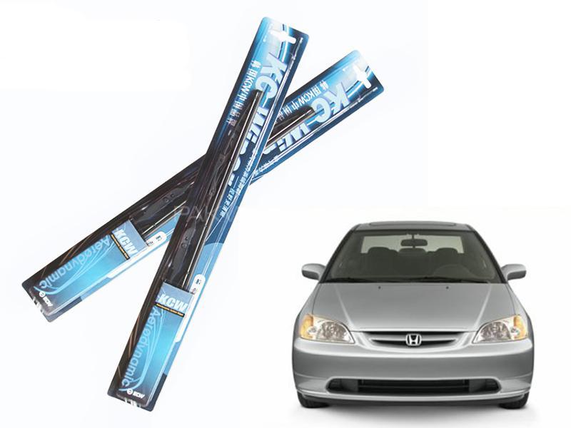 Bloomberg Wiper Blade For Honda Civic 2001-2004 Image-1