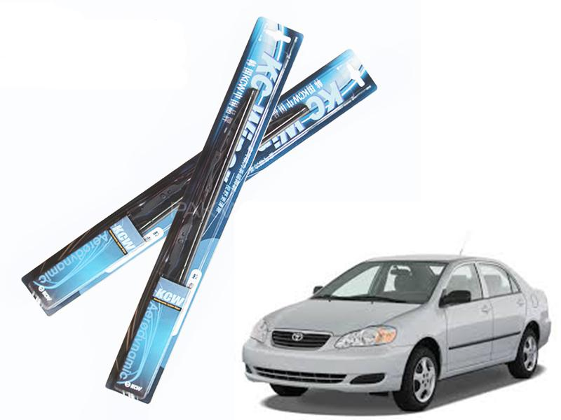 Bloomberg Wiper Blade For Toyota Corolla 2002-2008 Image-1