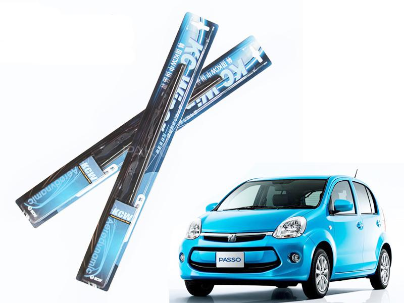 Bloomberg Wiper Blade For Toyota Passo 2016-2019 Image-1