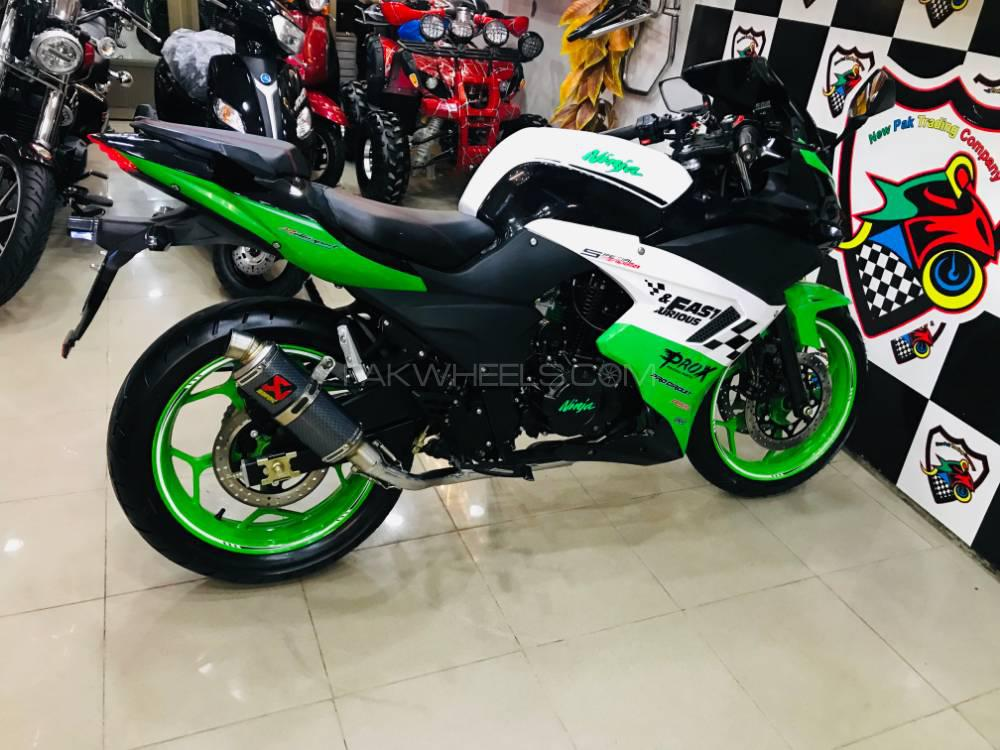 Used Kawasaki Ninja 250r 2019 Bike For Sale In Rawalpindi 234817