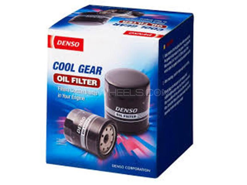 Denso Cool Gear Oil Filter For Toyota Corolla 1.8 2014-2019 - 260340-0580 Image-1