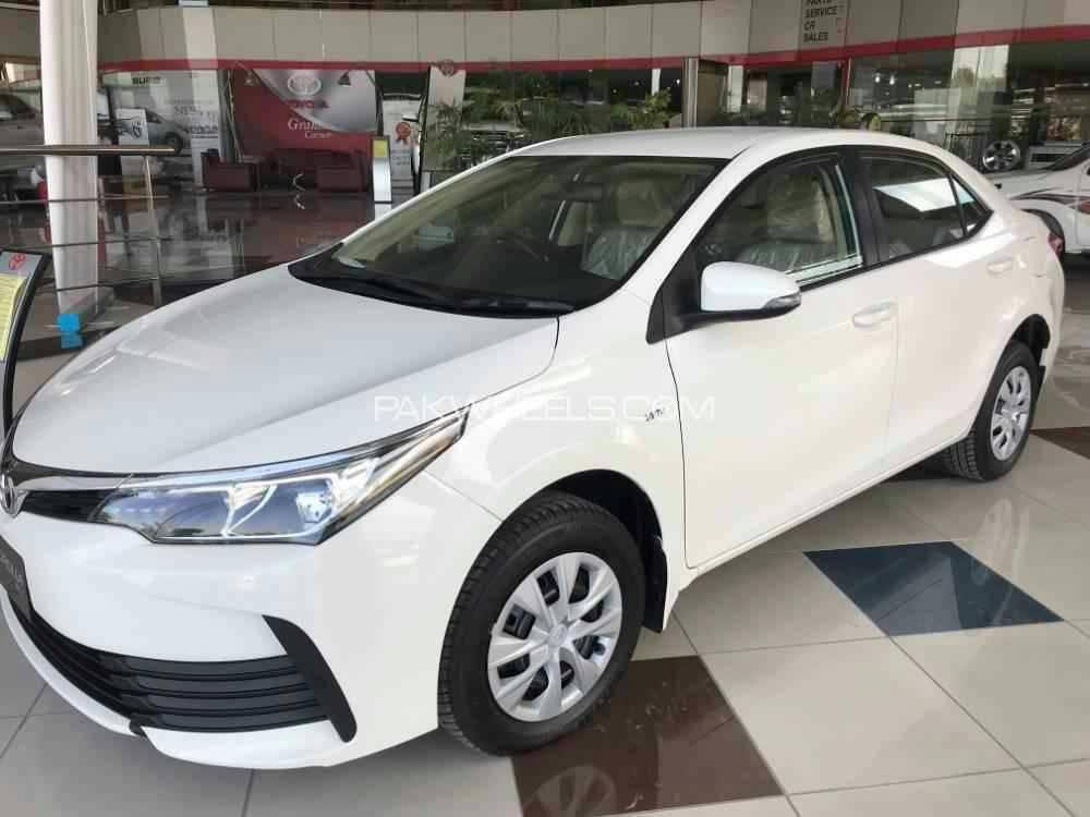 Toyota Corolla Xli Vvti 2019 For Sale In Lahore