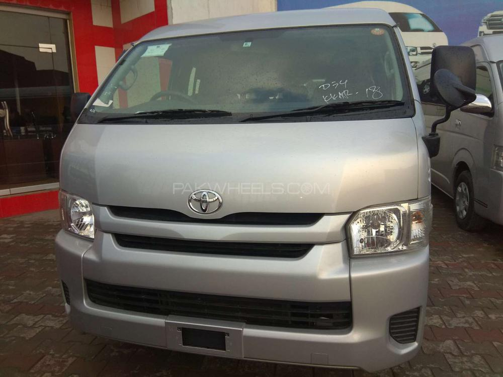 70fc89d9c toyota hiace dx 2016 for sale in lahore | pakwheels