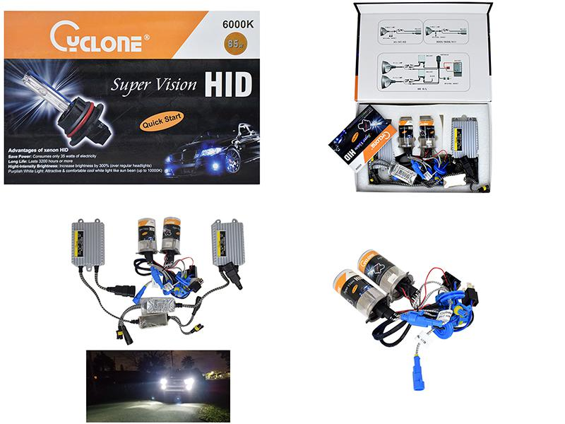 Cyclone Supervision HID 65w - 9005 Image-1