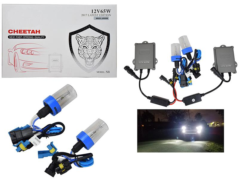 HID Light Cheetah 12v 65w - 9006 Image-1