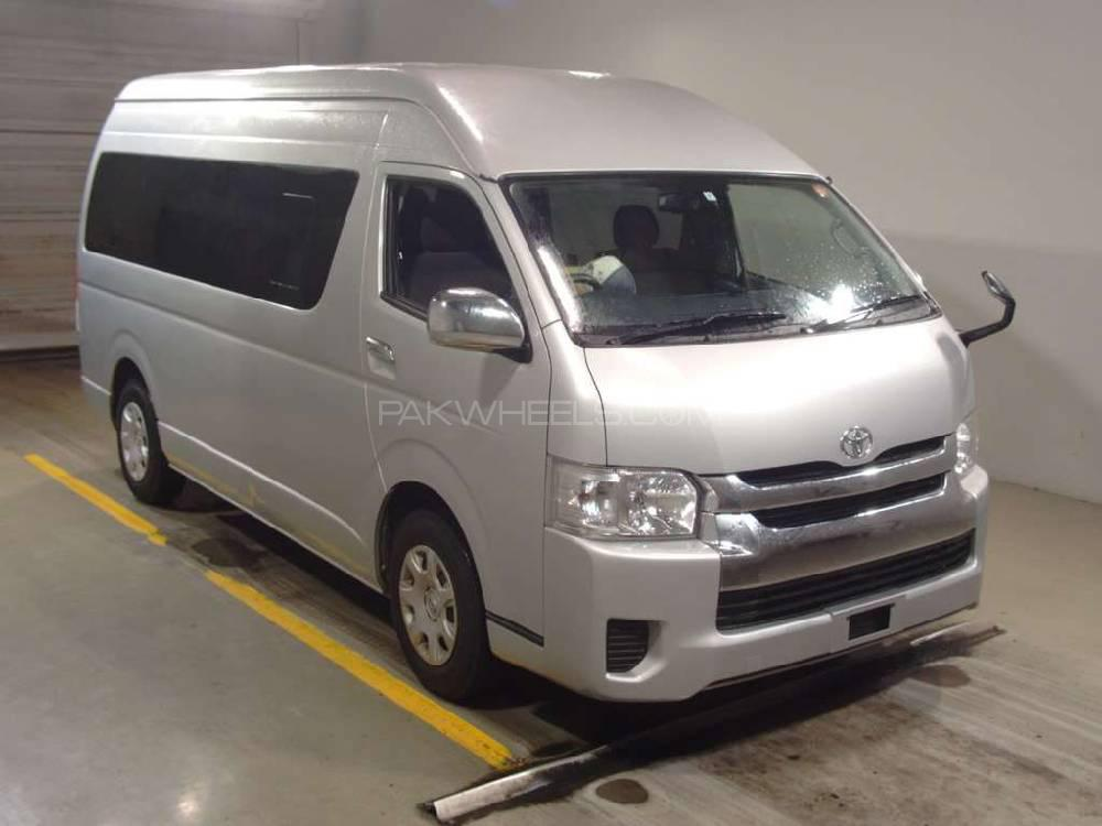 Toyota Hiace Grand Cabin 2015 For Sale In Lahore Pakwheels