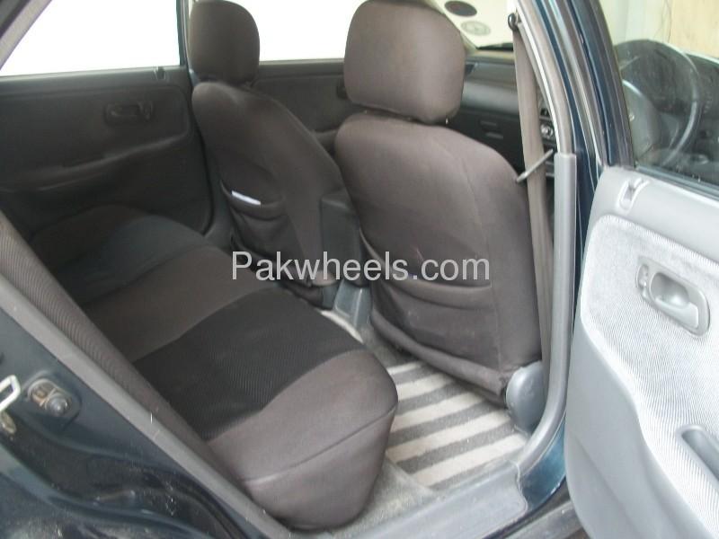 Honda Civic EX 1995 Image-4
