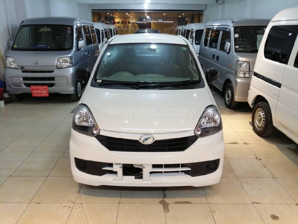 Toyota Pixis Epoch 2016 Image-1