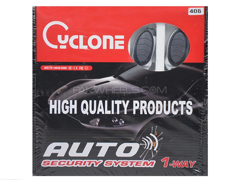 Cyclone Auto Security System - 408 Image-1