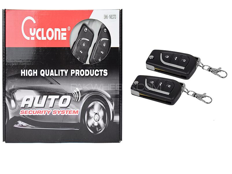 Cyclone Auto Security System - 586 Image-1