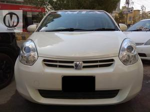 Used Toyota Passo X L Package 2011