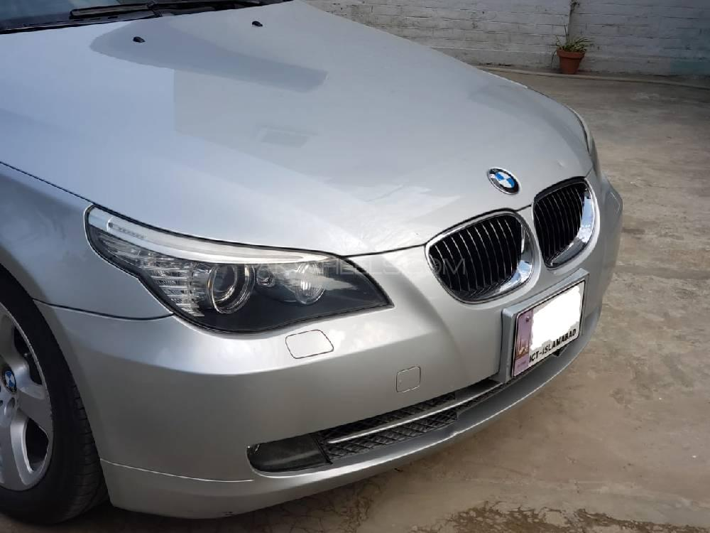 BMW 5 Series 525i 2007 Image-1