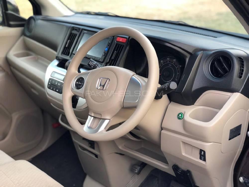 Honda N Wgn G Turbo  2015 Image-1