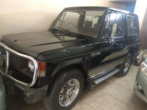 Mitsubishi Pajero Exceed 1989 for sale in Karachi | PakWheels