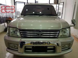 Used Toyota Prado TZ 3.0D 2000