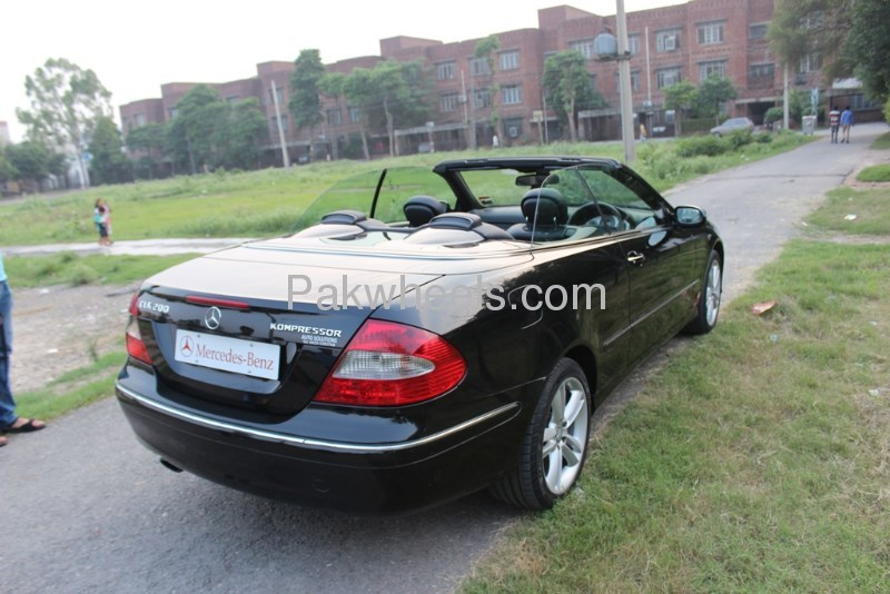 Mercedes Benz CLK Class CLK 200 2007 Image-2