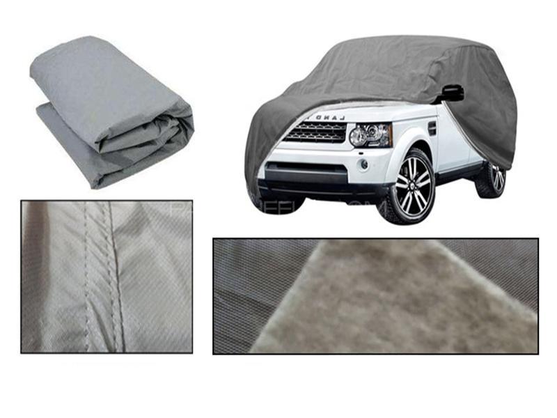 Anti-Scratch Double Stitched Top Cover For Suzuki Alto VXR in Karachi