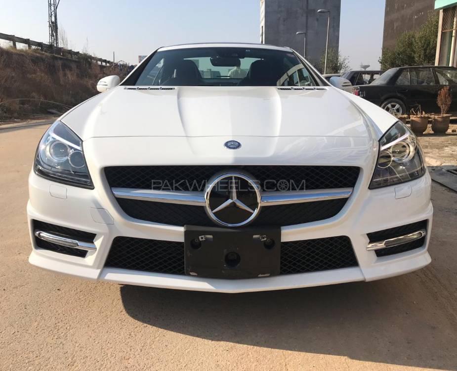 Mercedes Benz SLK Class SLK200 2015 Image-1