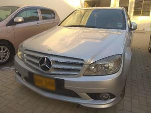 Used Mercedes Benz C Class C180 2007