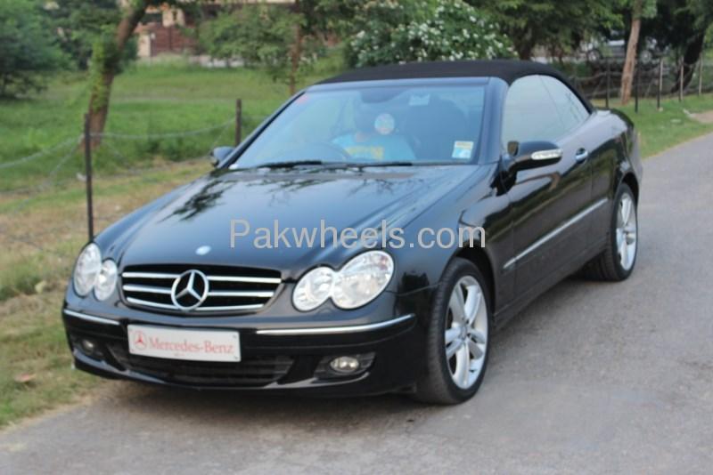 Mercedes Benz CLK Class CLK 200 2007 Image-4