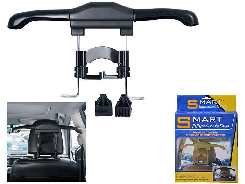 Car Back Seat Coat Hanger Image-1