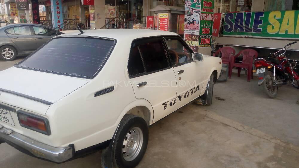 Toyota Corolla 2.0D 1978 Image-1