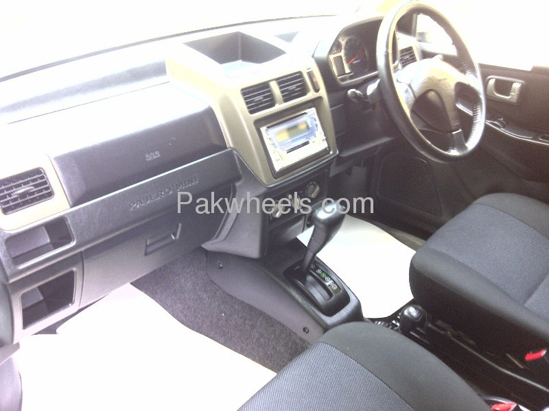 Mitsubishi Pajero Mini Active Field Edition 2008 Image-4