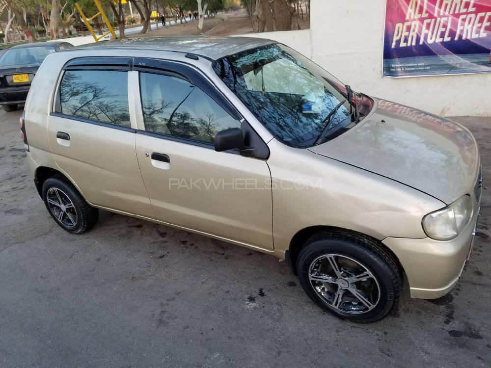 Suzuki Alto Vx Cng 2005 For Sale In Karachi Pakwheels