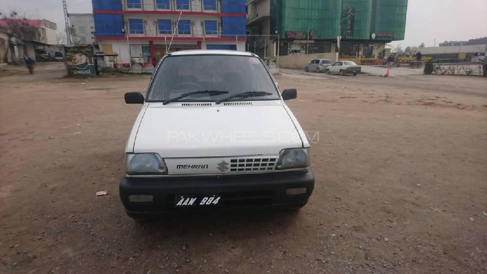 Suzuki Mehran VX 1997 Image-1