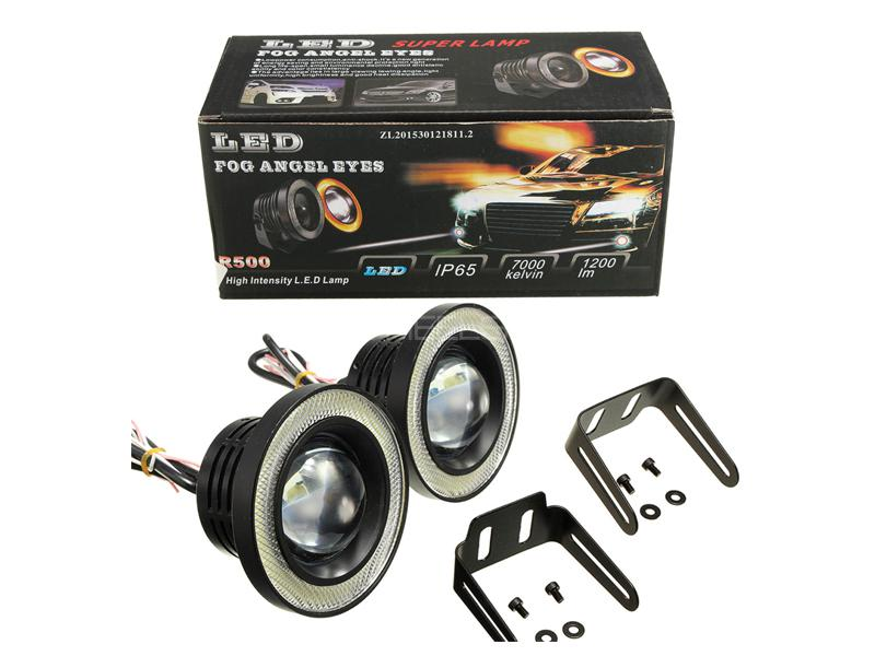 Universal Projector Lights with Drl R500 Image-1
